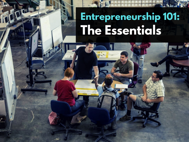 Entrepreneurship 101: The Essentials
