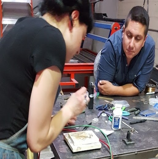 Beginning Soldering for Jewelry - SACJWL003