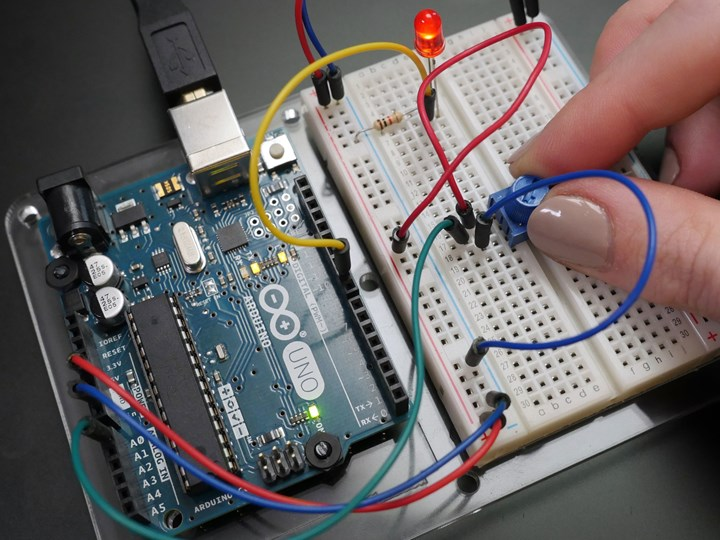 CANCELLED: SAC-100: Intro To Electronics with Arduino