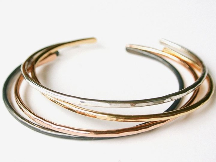 SAC-102: Stackable Rings and Cuffs