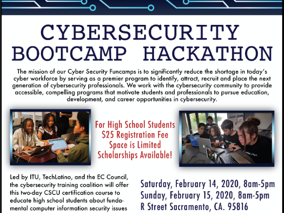 CANCELLED: SAC-Special: Code 4 Hood CyberSec Bootcamp - Day 2
