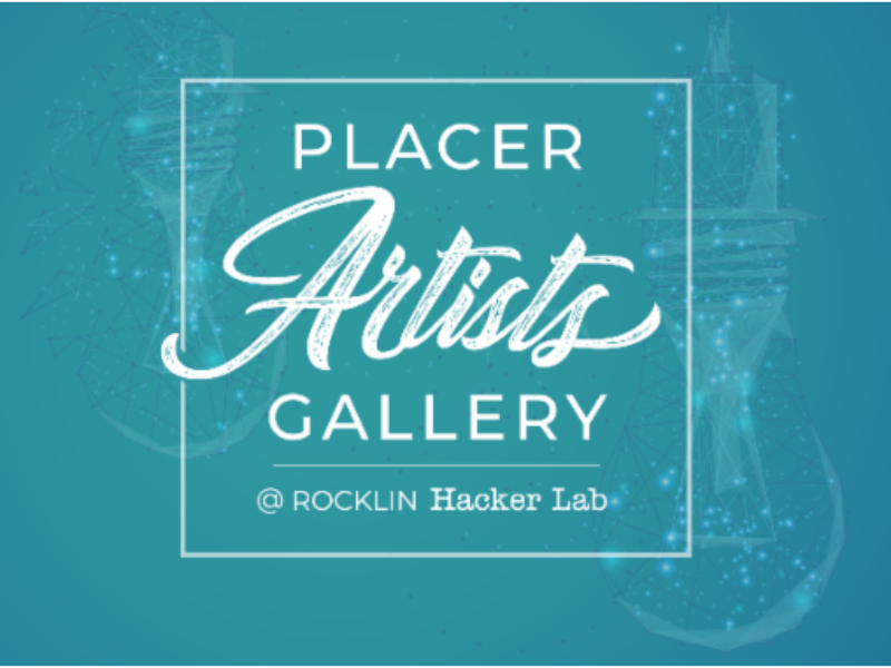 ROC-Special: Placer Arts Reception: Live, Love, Laugh