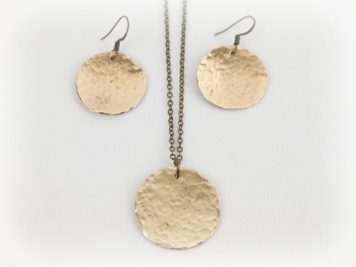 SAC-100: Beginners Jewelry Workshop - Make your own Matching Earring & Necklace Set