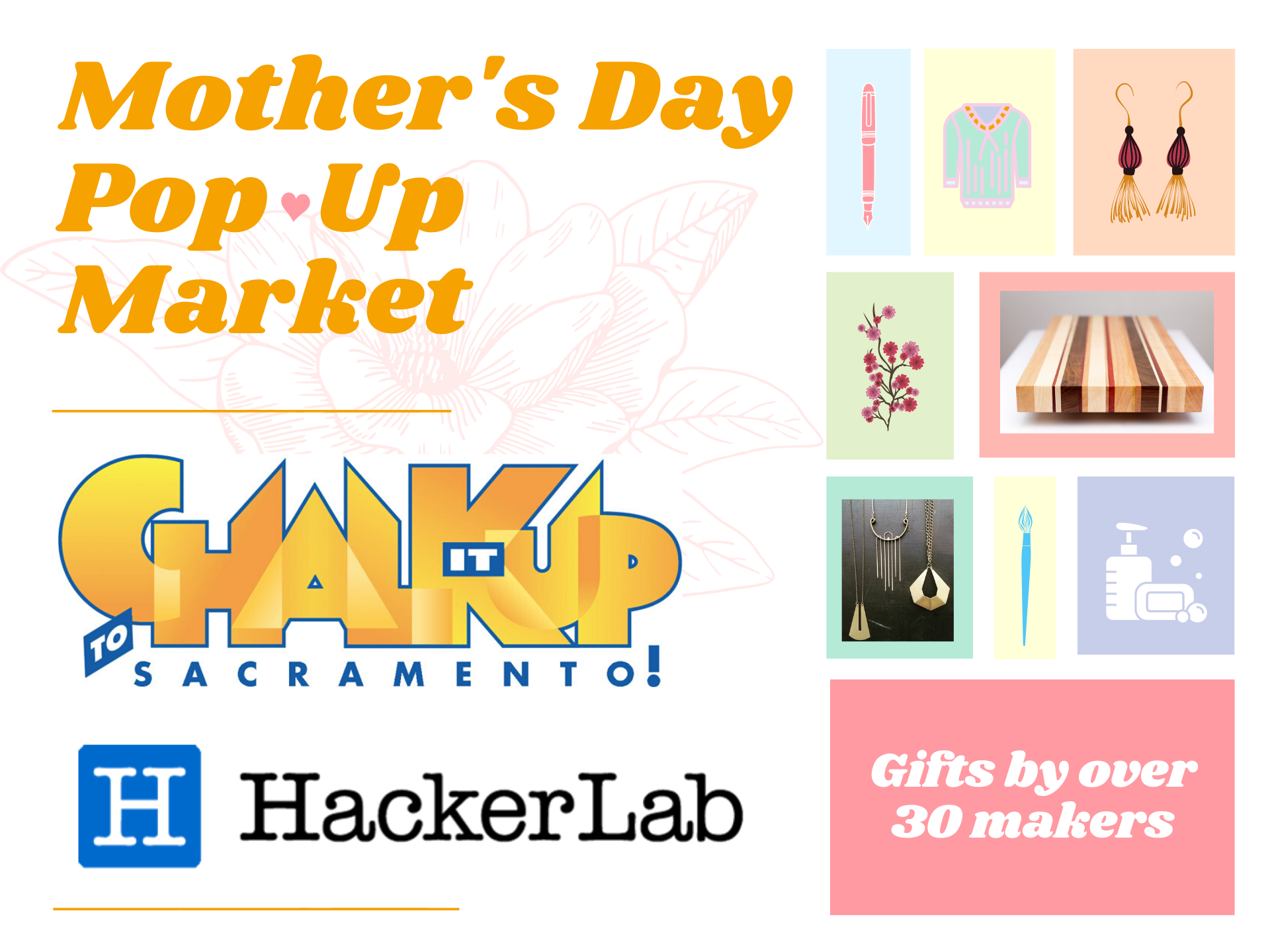 Mother's Day Pop-Up Market