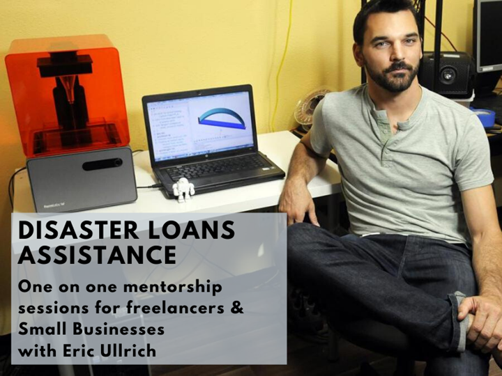 Disaster Loans Assistance for Freelancers and Small Business