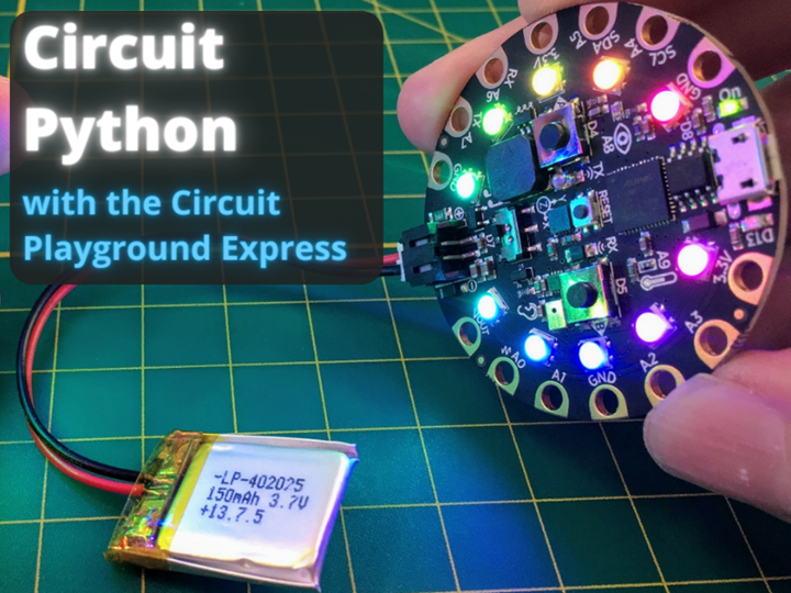 Circuit Python: Circuit Playground Express Edition