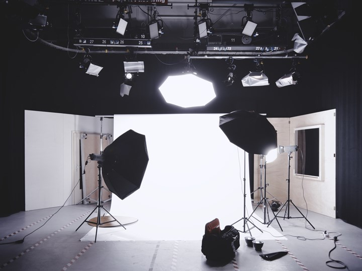 SAC-100: Intro to Studio Photography & Lighting
