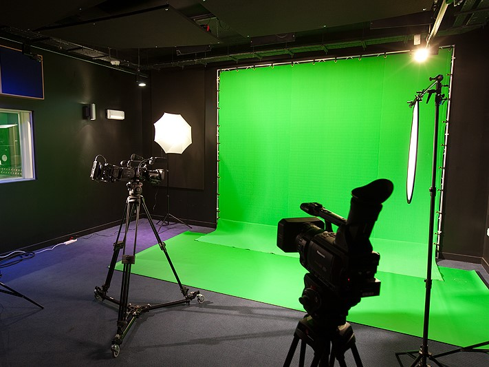 CANCELLED: SAC-101: Intro to Green Screen Photography
