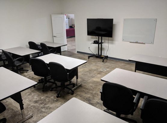 SMUD Training Room - SAC