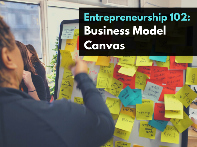 Entrepreneurship 102: Business Model Canvas