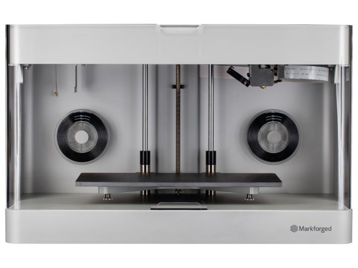 SAC-202: Industrial Strength 3D Printing with the Markforged