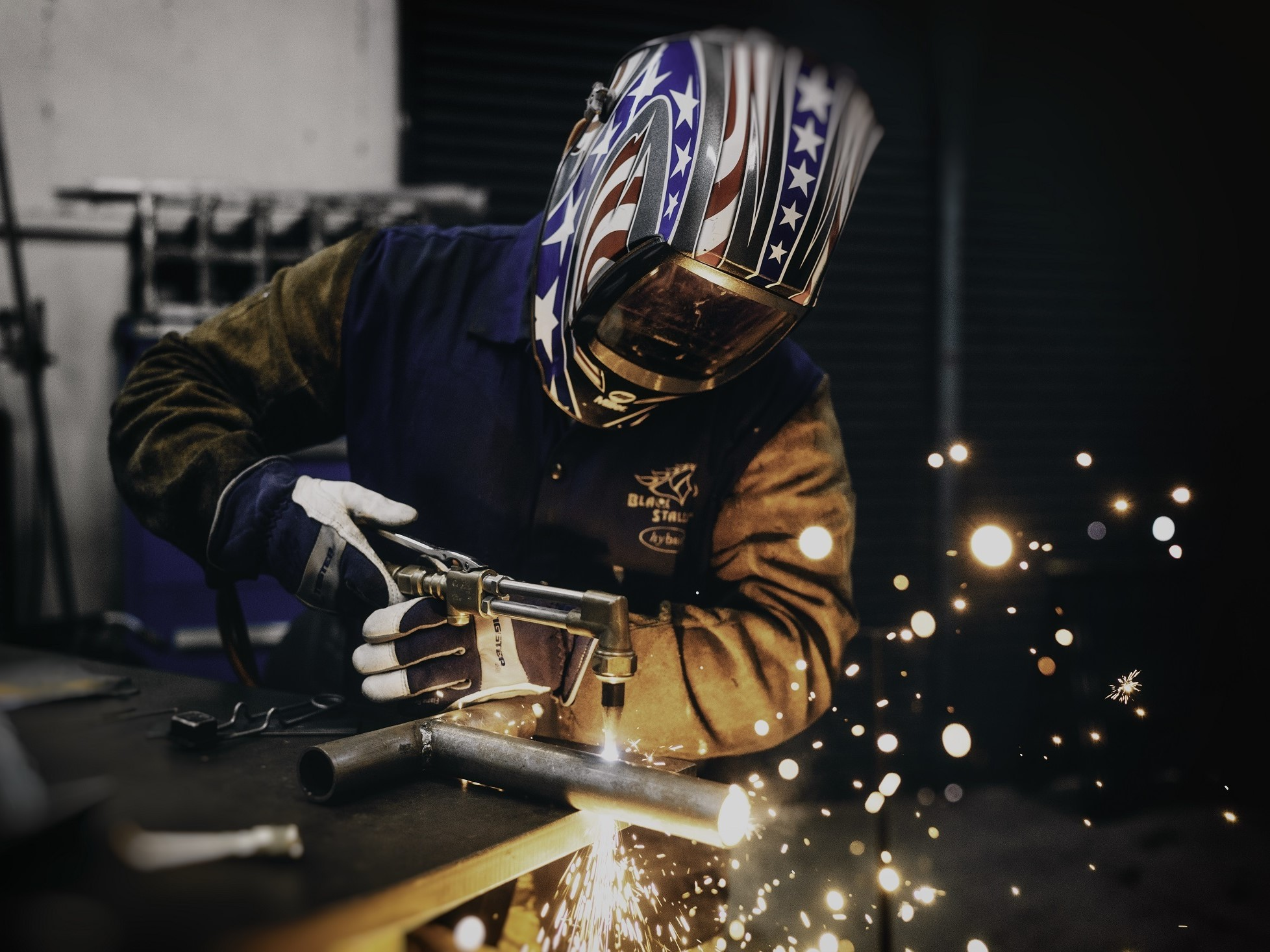 Metal Fabrication for Beginners - SACMTL002
